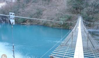夢の吊橋・寸又峡