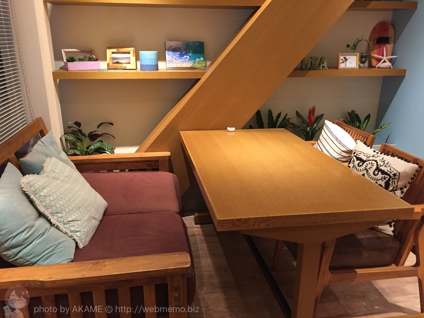LONCAFE 鎌倉小町通り店 内装