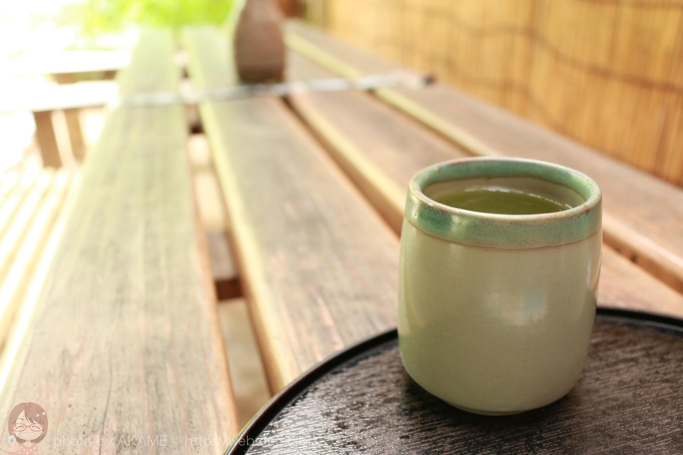 茶屋の雰囲気