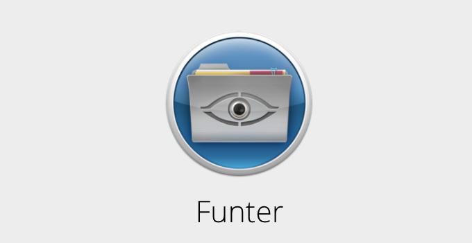 Macの不可視(隠し)ファイルをターミナルではなく無料アプリ「Funter」で表示する方法