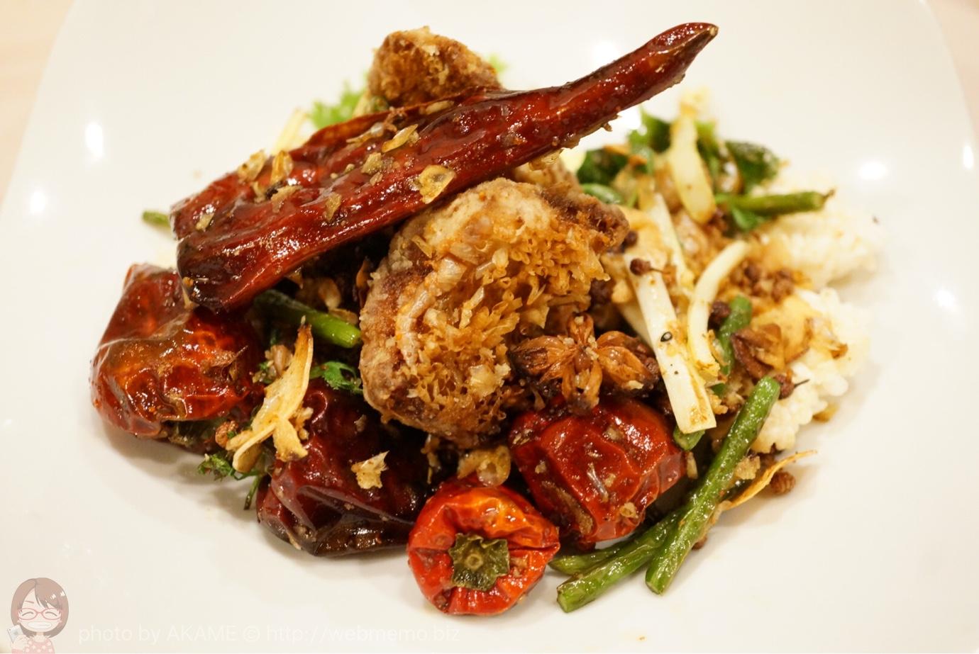 広味坊 千歳烏山本店の中国料理は化学調味料一切なし!「安心」の詰まった本場の味