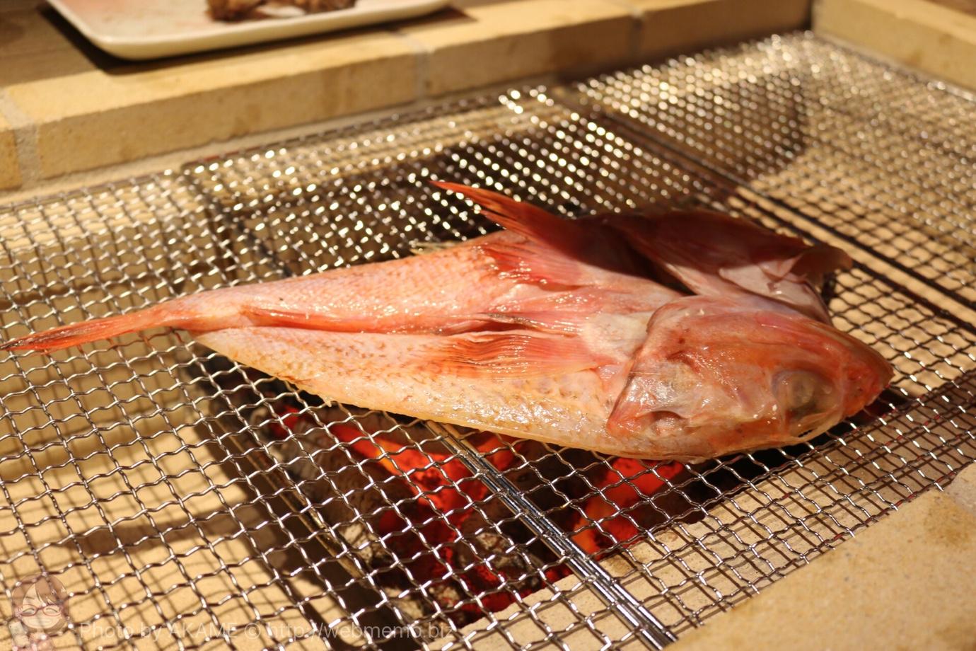 高級魚メンメ(キンキ)