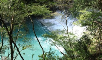 [Å] 神奈川の秘境「ユーシン渓谷」はハイキング初心者も楽しい!ライト必須の真っ暗トンネルも