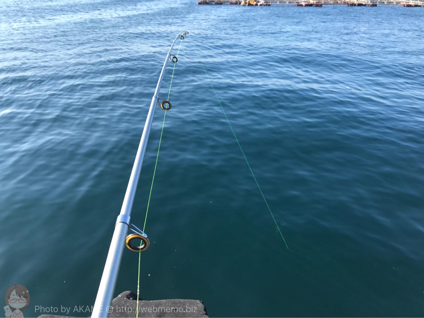 9月15日 釣り環境