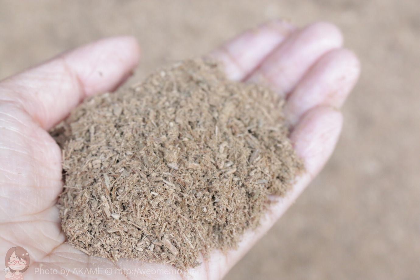 竹の粉と宮川の水を使ったブランド米を宮川TKが作る理由 #大台町PR