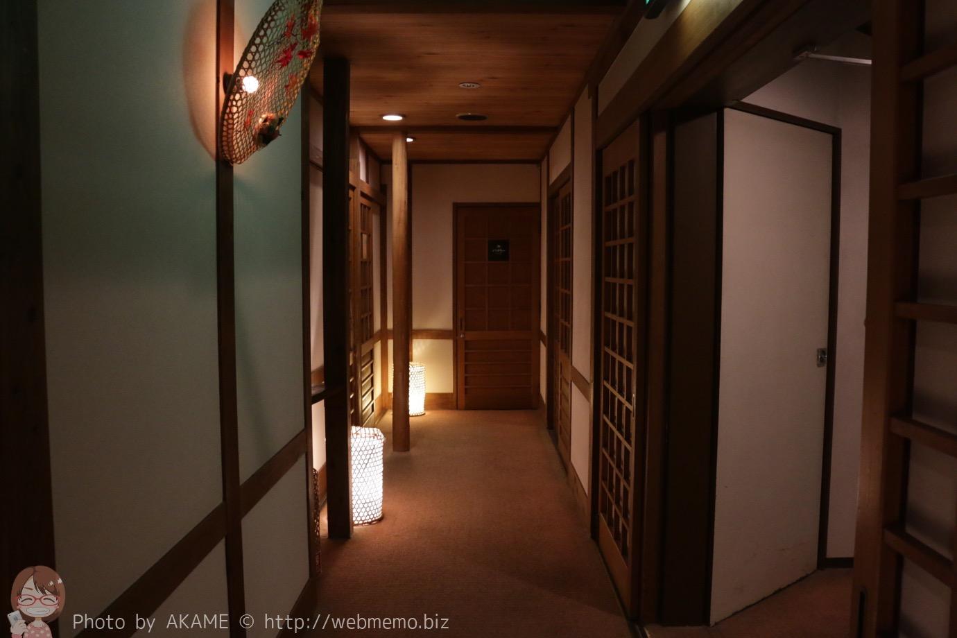 平成館 廊下