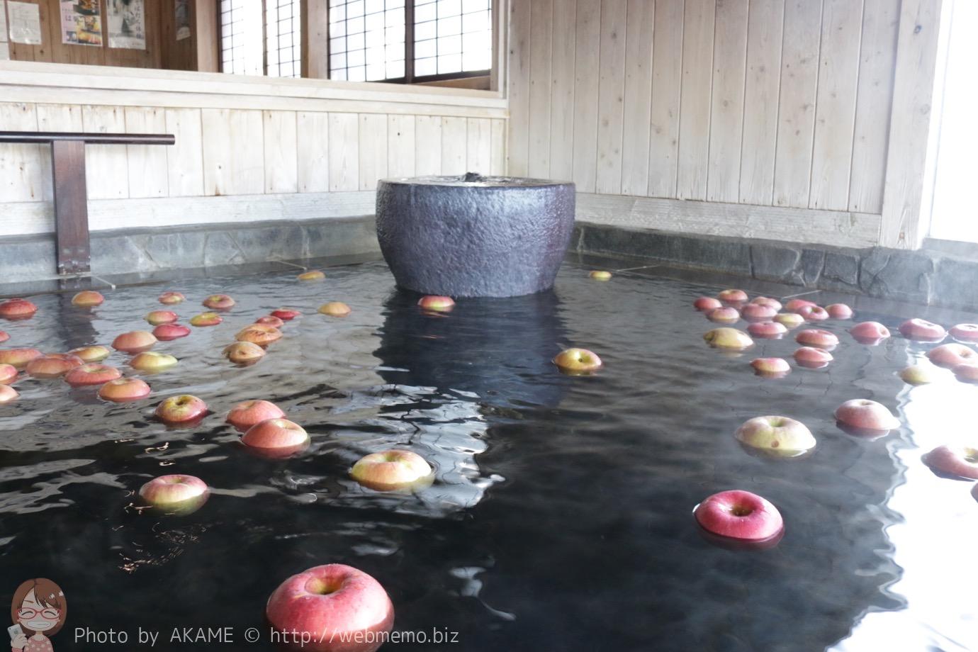 りんごが浮く不思議な温泉!島崎藤村ゆかりの宿「中棚荘」に宿泊(長野県・小諸)
