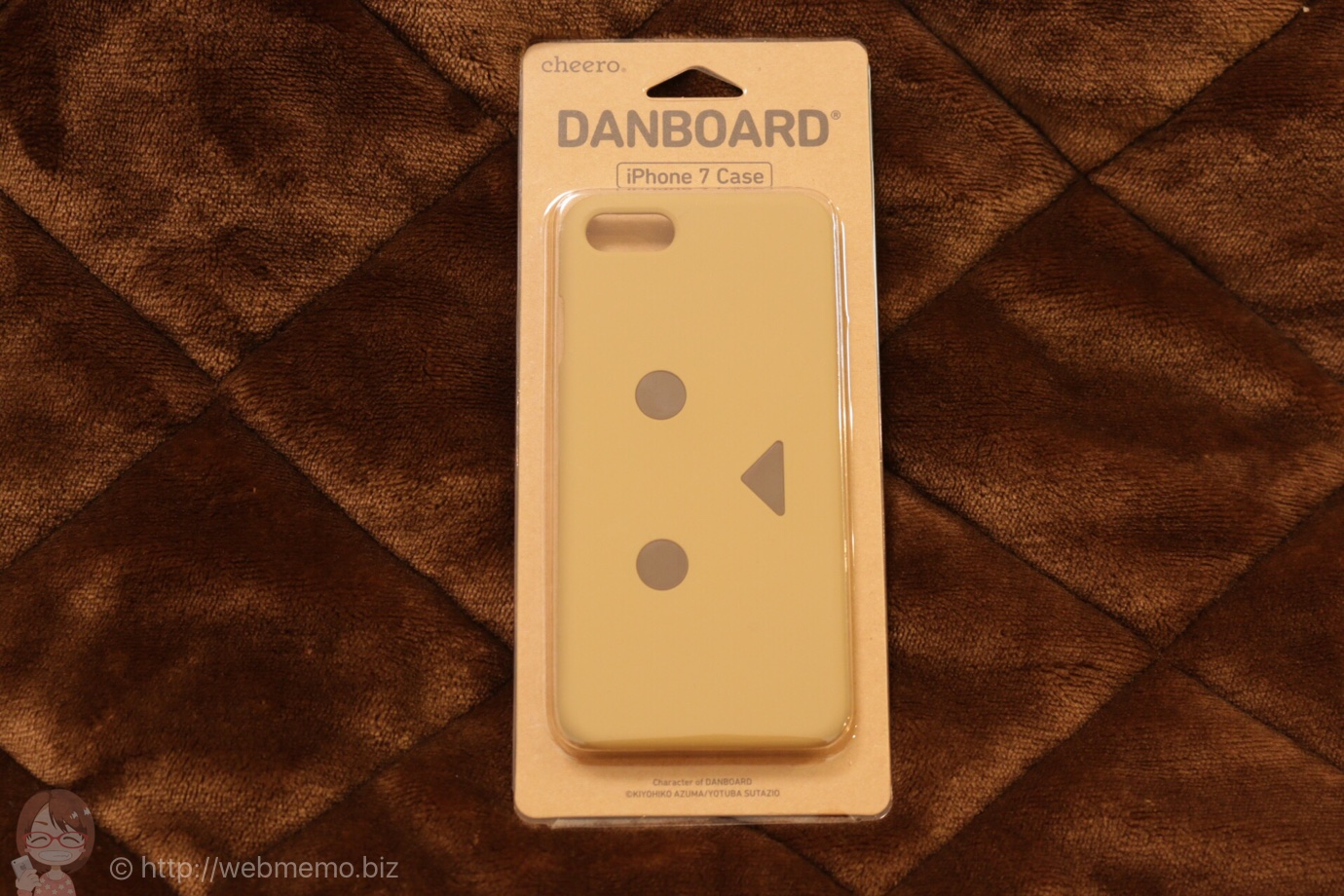 cheero Danboard Case for iPhone 7