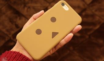 ダンボーのiPhone 7ケースが可愛い!マット加工で手に馴染む持ちやすさも気に入った