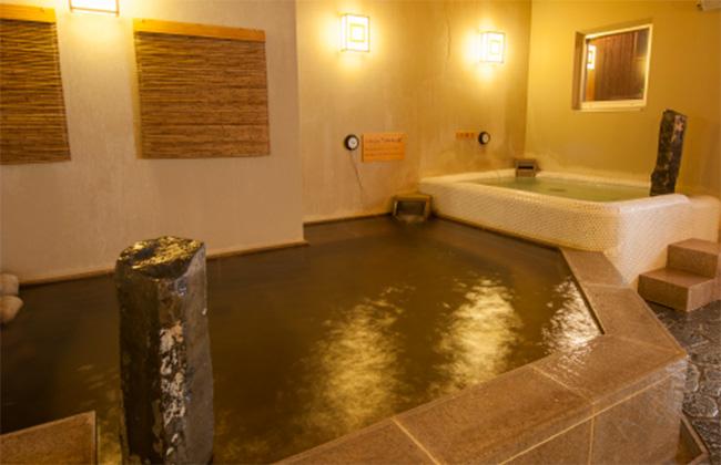 ドーミーイン津 女性岩風呂
