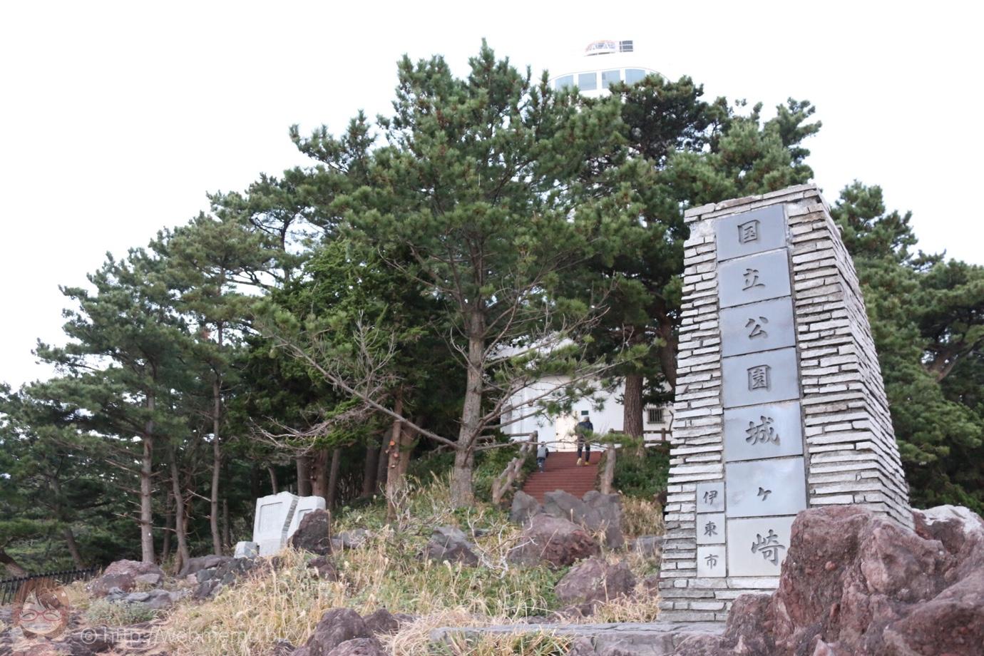 城ヶ崎 展望台