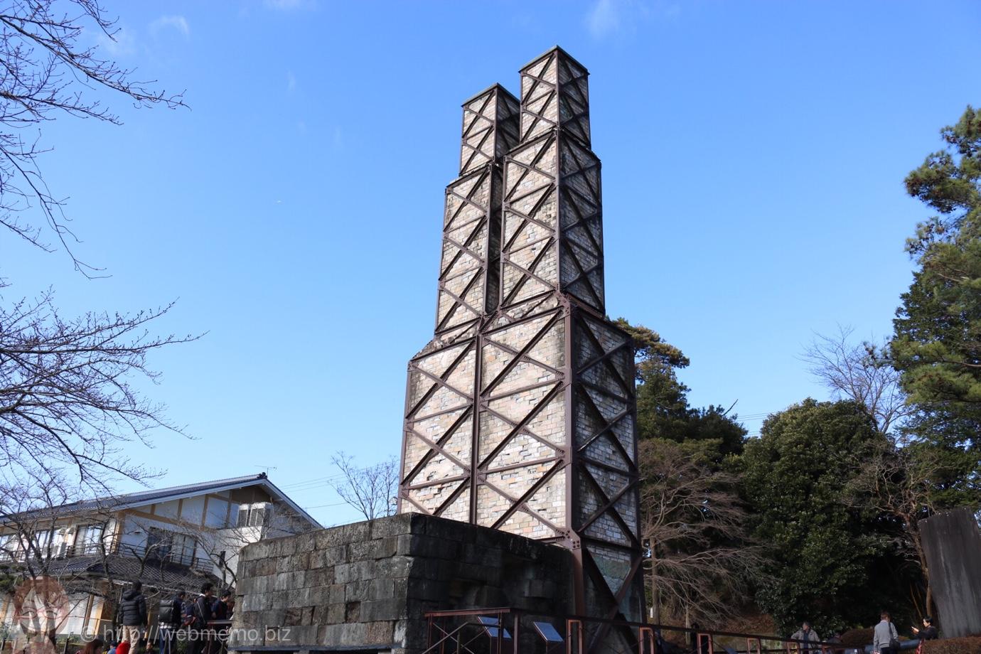 伊豆の世界遺産「韮山反射炉」に行ったら紹介ムービーは必見!富士山と共演でダブル世界遺産も