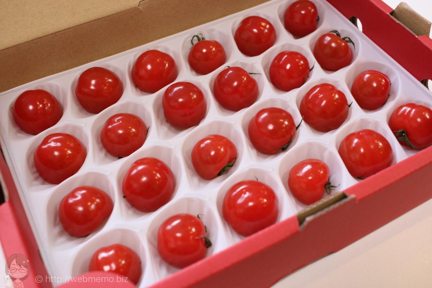 こっそり農遠で届いた「ジュリエッタ」は食感も味も別格!希少・高級ミニトマトを安く体験