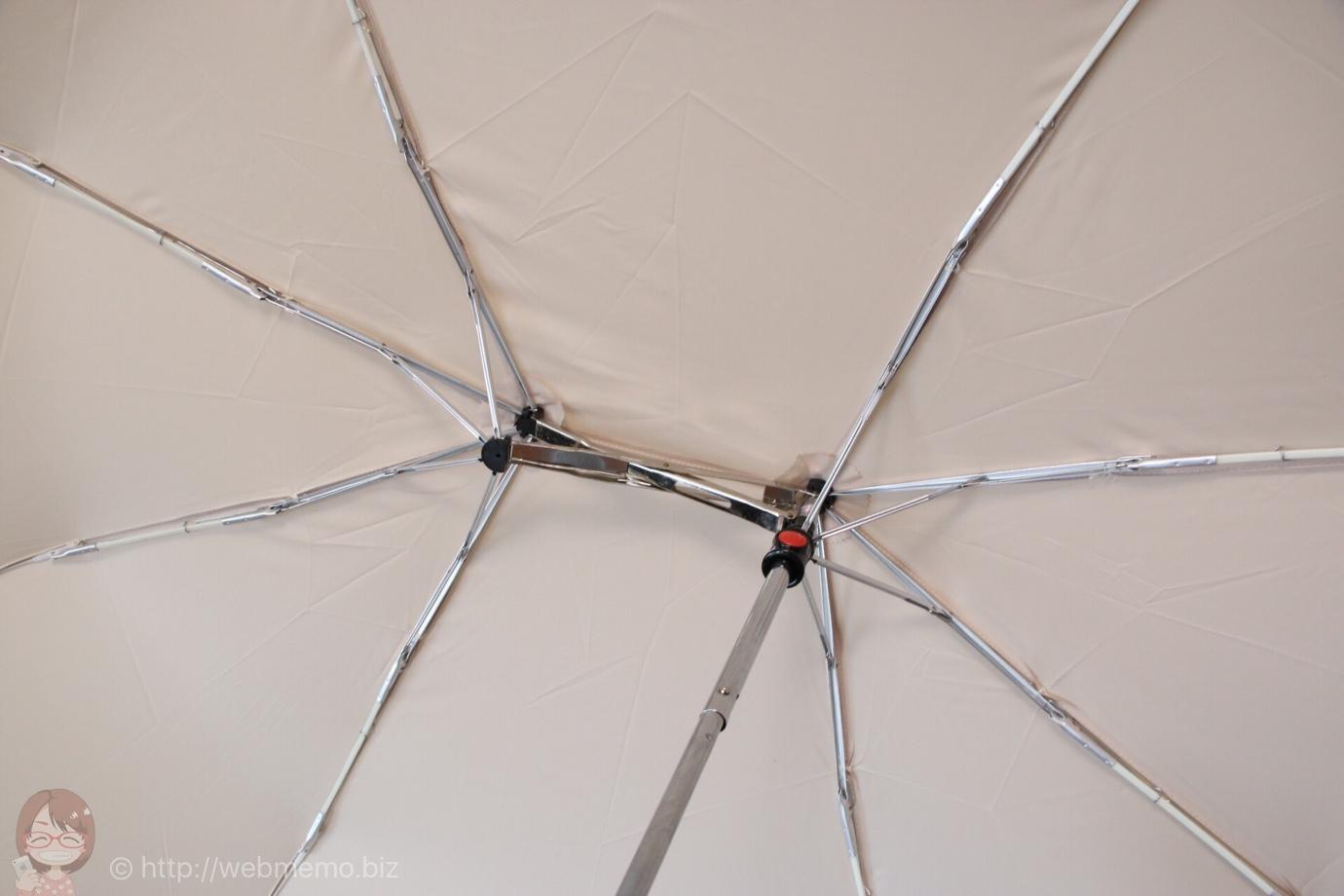 折りたたみ傘「Sharely(シェアリー)」