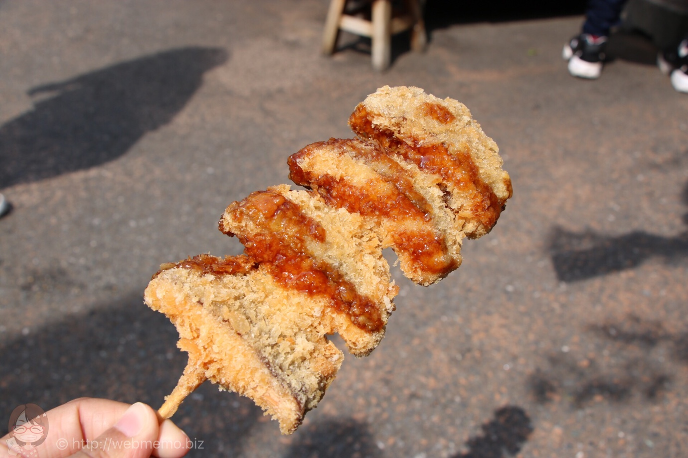 鎌倉で食べ歩き何度もしてるけど「あげまっしゅ」がやっぱり安定のお気に入りグルメ!