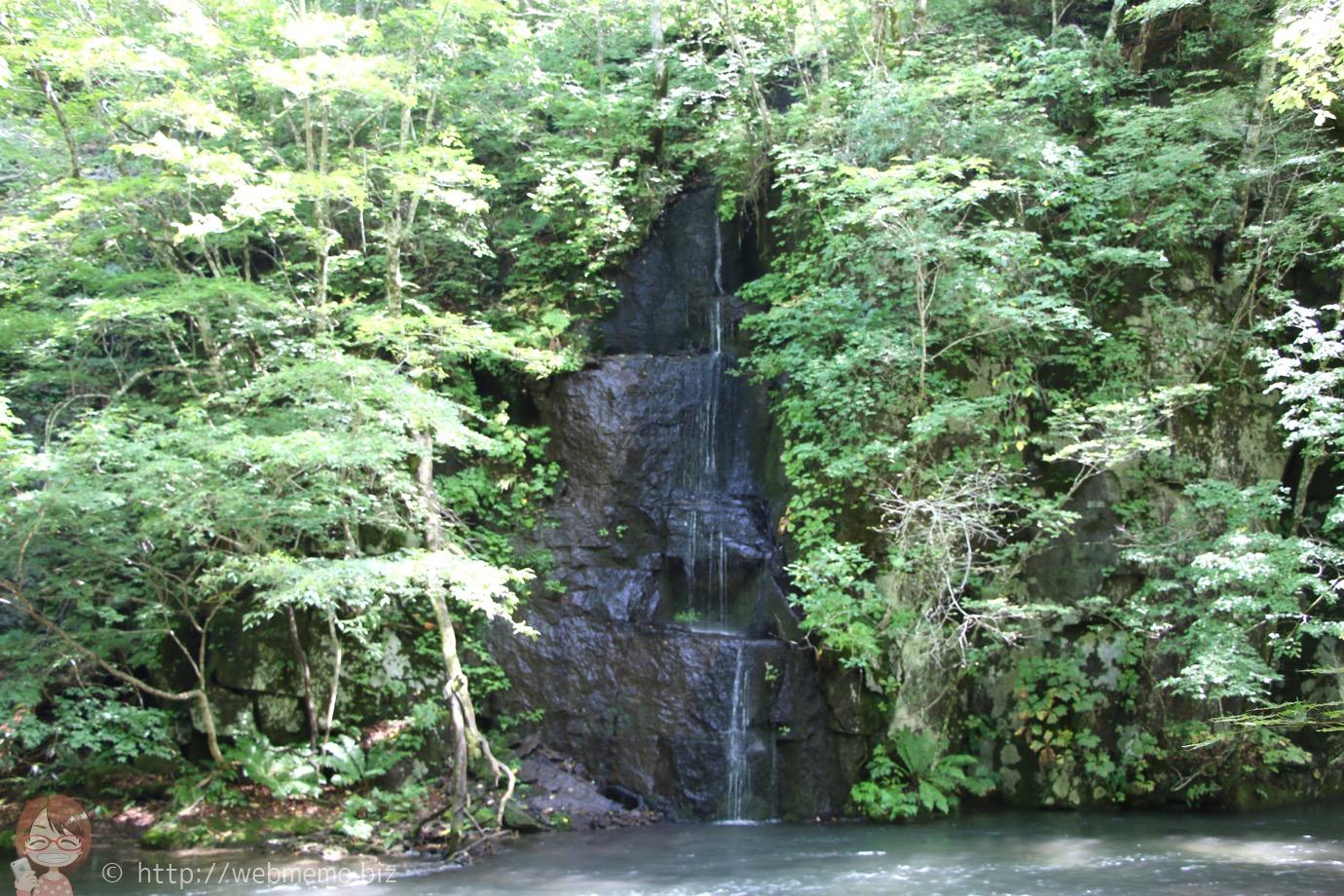 千筋の滝(ちすじ)
