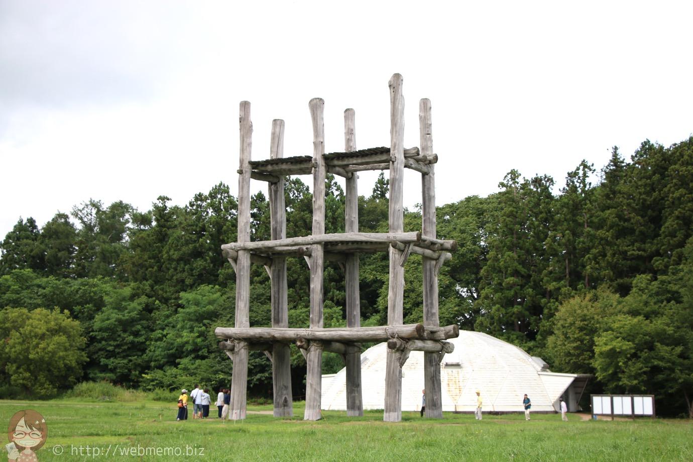 大型掘立柱建物