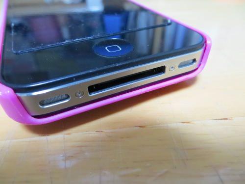 iphone4コネクト
