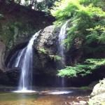 [Å] 茨城県のパワースポット「月待の滝」はリフレッシュにおすすめの癒やしの空間!