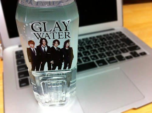 GLAY WATER