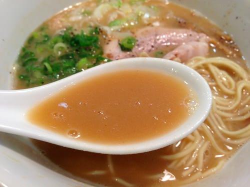 ベジポタラーメン スープ