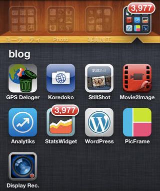 blogフォルダ