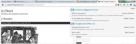 [Å] 【Chrome】複数のGmailアカウントのメールをすぐにチェック!返信もできる拡張機能が便利