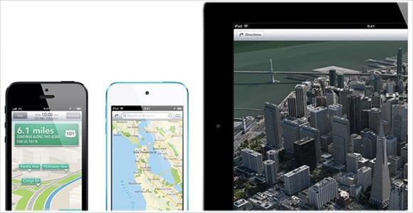 [Å] iOS6キタ!Mapの代替え用アプリになるかもしれないと思ってたマップアプリ