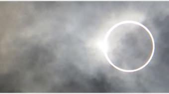2012年 金環日食