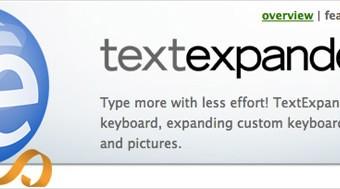 [Å] ブログを書く時間をどうしても短縮したくて「TextExpander」をMacに入れたら快速・爆速