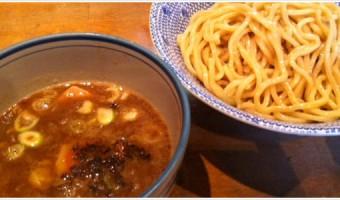 [Å] 「蕾」のラーメン、つけ麺好きじゃない私でも美味しかった!
