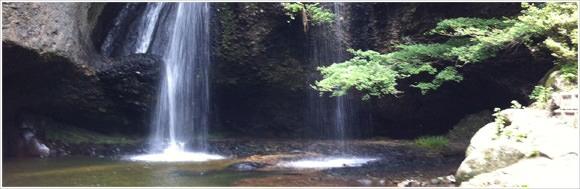 [Å] 癒されるパワースポット「月待の滝」リフレッシュには最高の場所でした