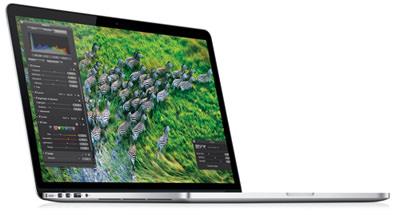 こっちも気になるぞ、MacBookPro Retinaディスプレイモデル