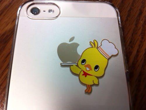チキンラーメンiPhone5ケース