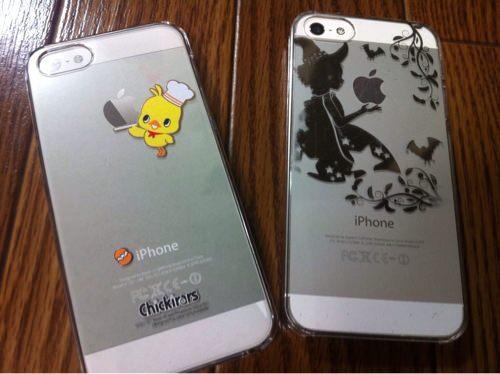 チキンラーメンiPhoneケース