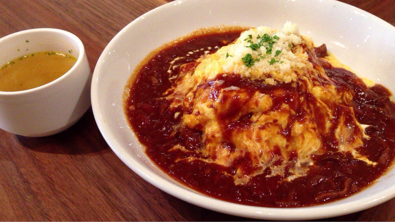 [Å] 渋谷お洒落ランチにおすすめ!タワレコカフェがゆったり雰囲気の良いお店でした!!