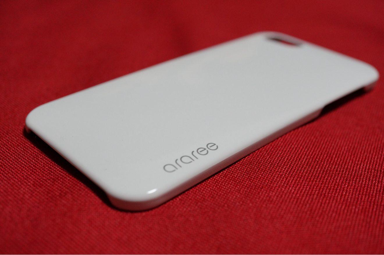 [Å] えっ!半分!?iPhoneを半分だけ覆う「HALF」ケースをついに入手!ICカードも入れられる!