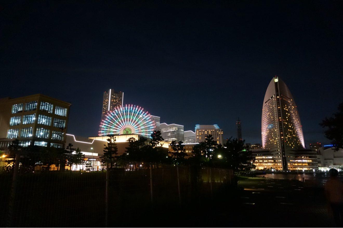 [Å] 夜景が撮れない人におすすめのカメラ!SONY NEX 5Rで簡単・綺麗に撮れました!