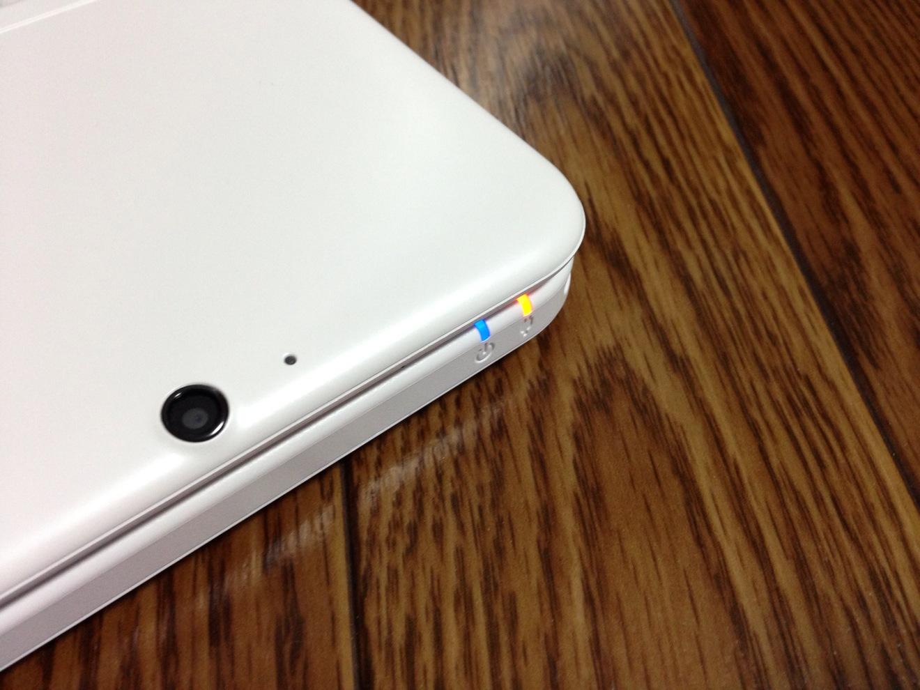 3DS充電中