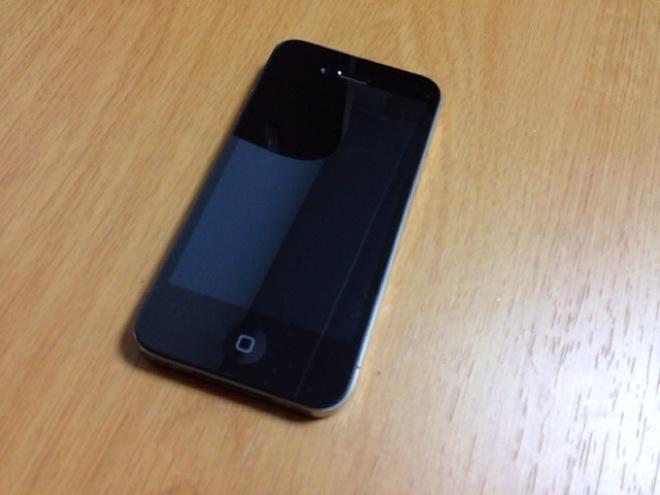 iPhone 4 ブラック