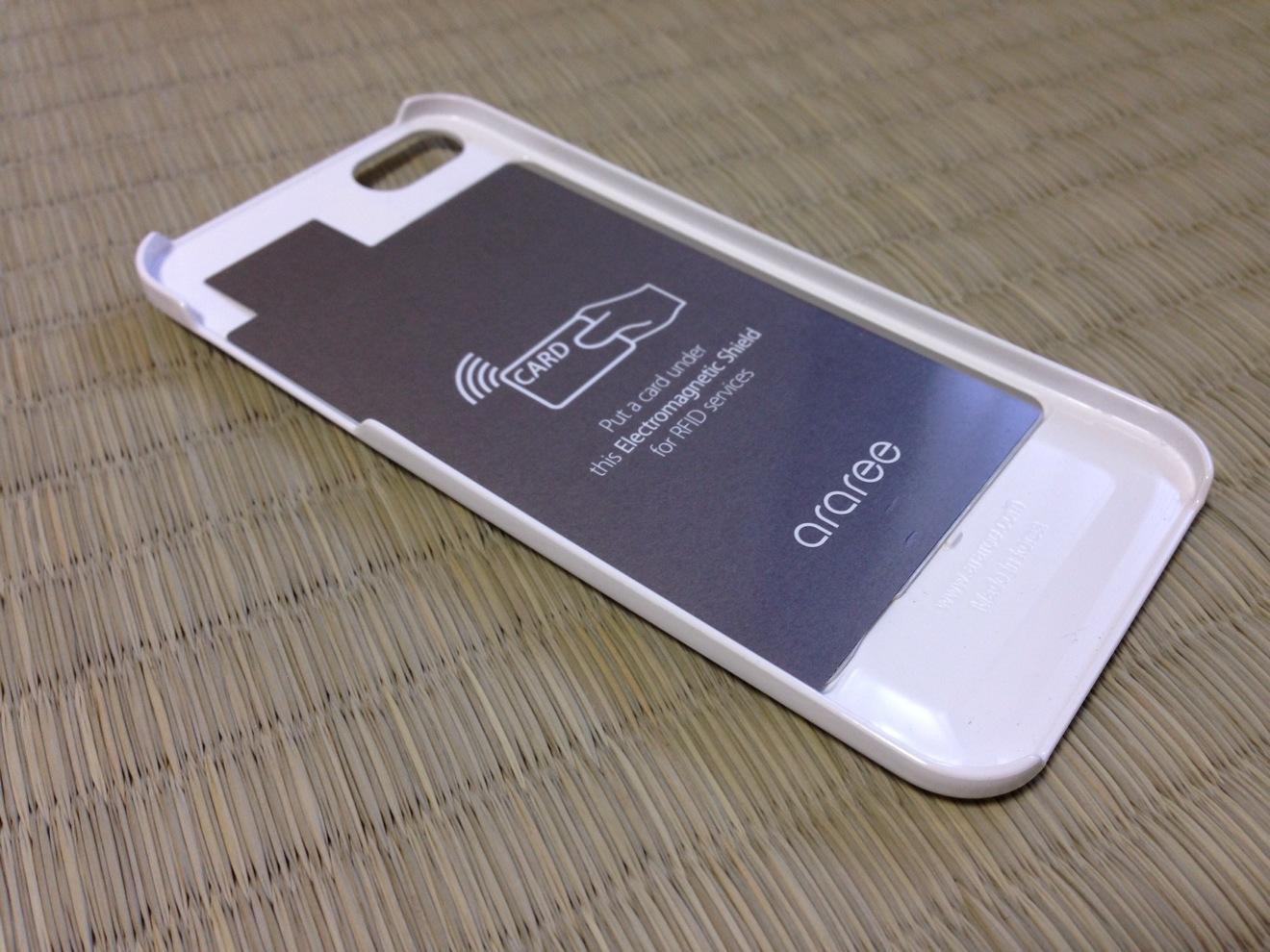 iPhone 5のケース