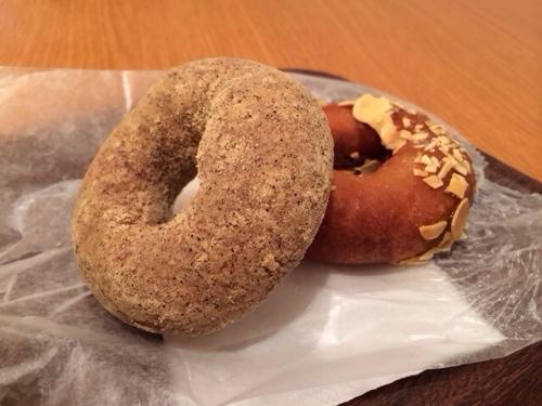 [Å] ガーデンハウスカフェ 原宿のドーナツ専門店はガーリーなお店!