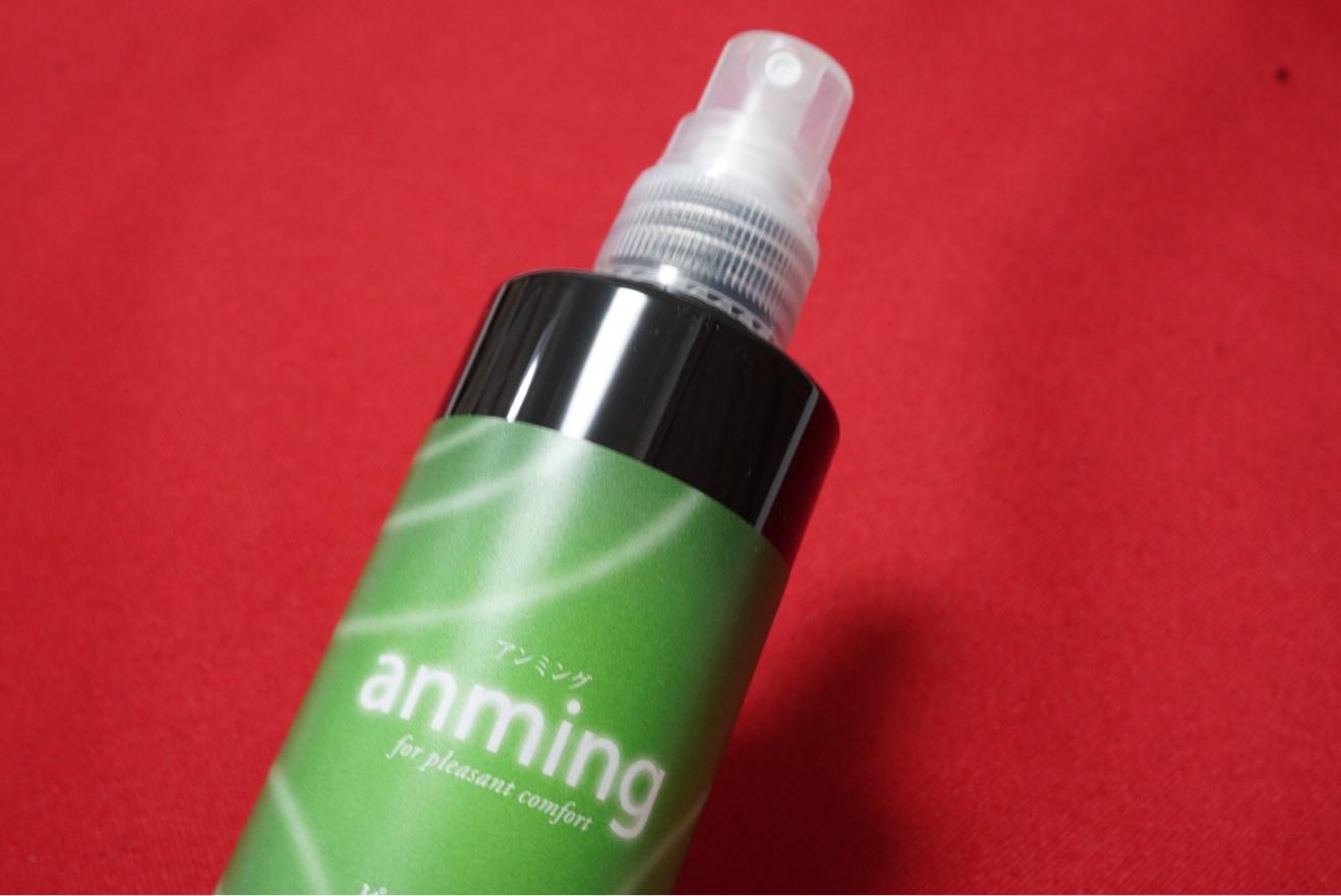 [Å] 手軽にアロマを楽しめる!!大人気「anming(アンミング)」ピローミストを試してみた!