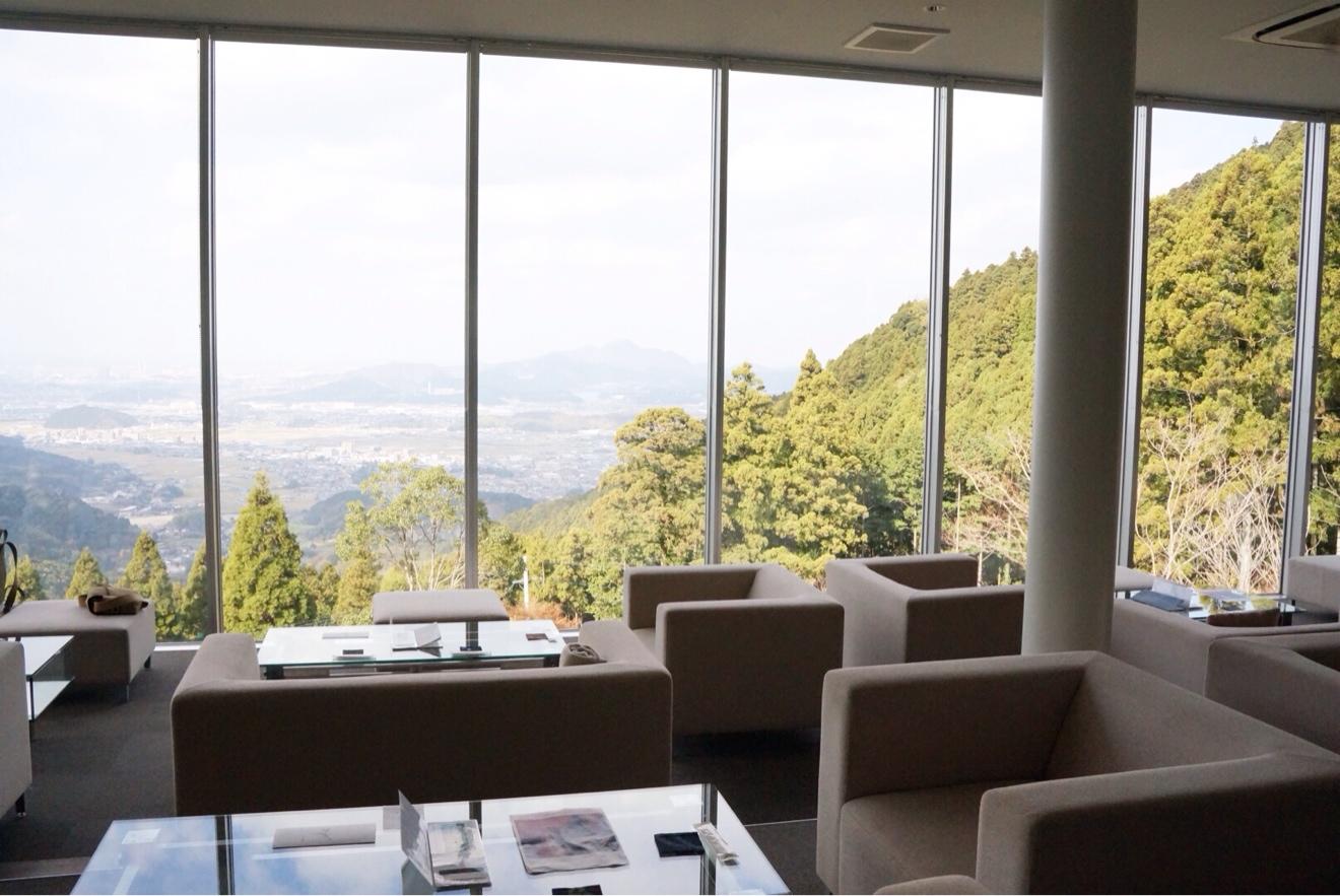 1度は行くべし絶景カフェ!!福岡の「わらび野」で贅沢極まりないティータイム!
