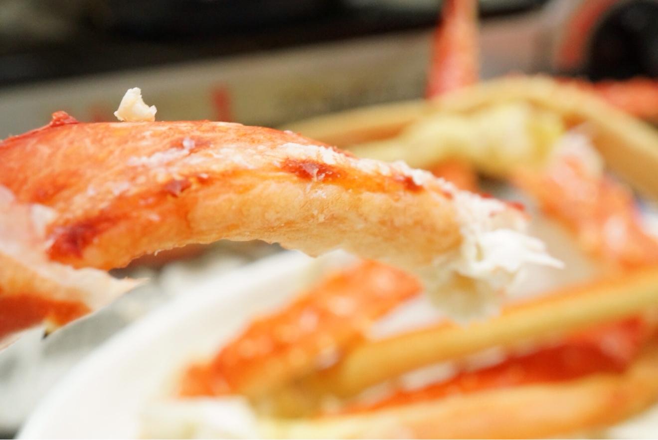 [Å] 「北国からの贈り物」のズワイ蟹とタラバ蟹がふっくら美味しい!!お得に買えて大満足!!
