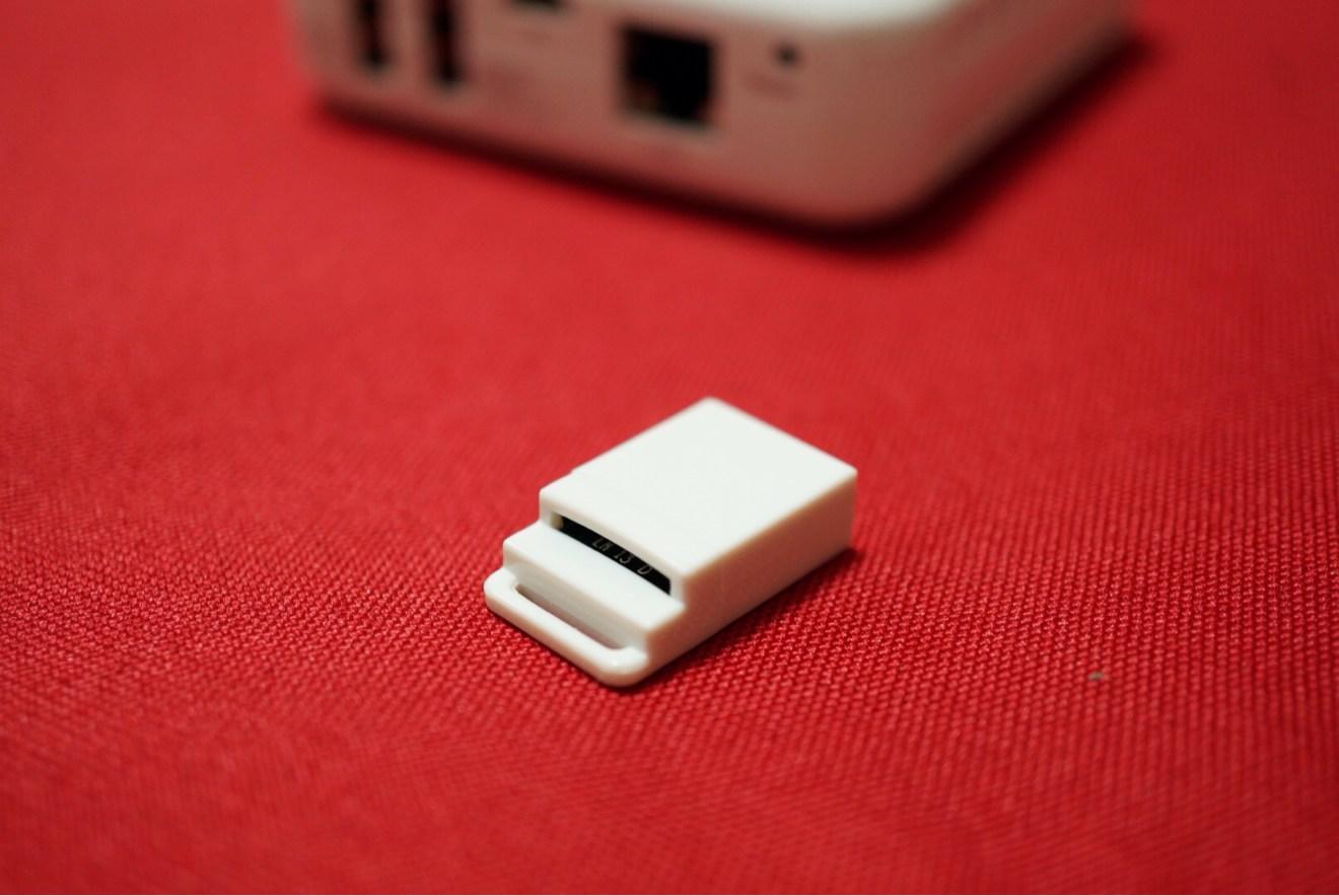 USB-microSD変換アダプタ
