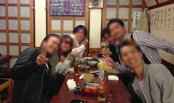 [Å] 加賀屋 東京駅前店:福岡のお客様を「東京駅初心者オフ」でガッツリお出迎え!