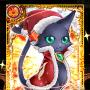 [Å] 黒ウィズ「クリスマスアニバーサリー ウィズからのプレゼント」は本日限定!!猫ウィズ3枚・クリスタル5個貰えるよ!