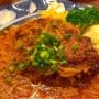 [Å] 渋谷駅「俺のハンバーグ 山本」ジュワッとハンバーグに新鮮野菜!素材にこだわったランチが美味しい!