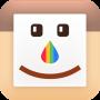 [Å] 手持ちの縦長・横長写真をスクエアにできる無料iPhoneアプリ「正方形さん」